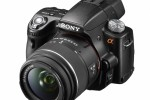 Sony Alpha A35: 16.2MP continuous-autofocus DSLR