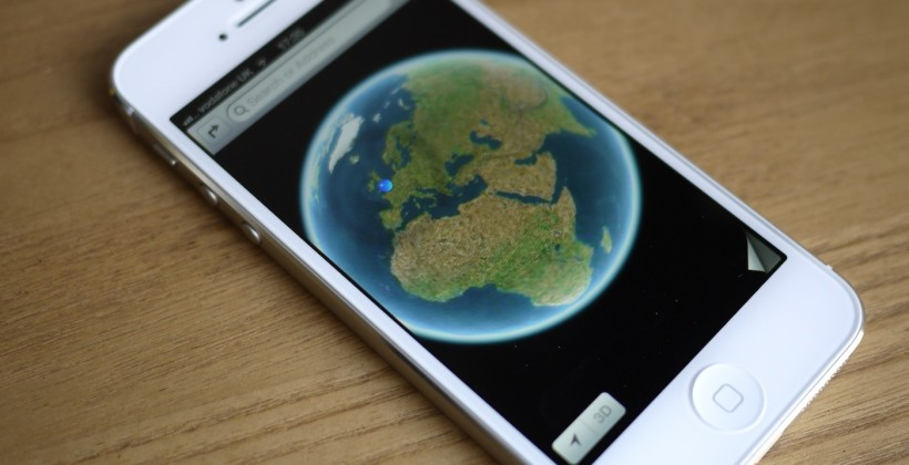 The iPhone 5 crowd could help Apple Maps find its way