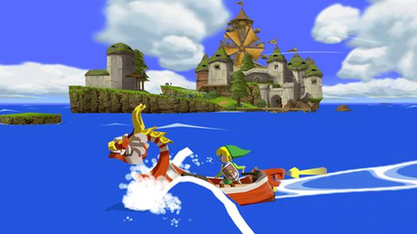 Nintendo: Zelda for Wii U coming, plus Wind Waker HD this fall