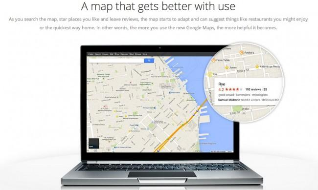 New Google Maps leaks again: Learning maps and more
