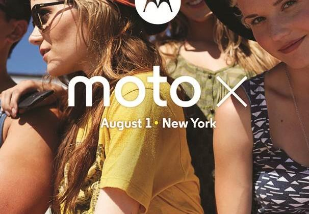 Moto X event set: August 1st in New York