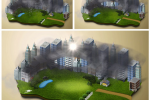 "Designer develops smog ""vacuum cleaner"" to make cities breathable"