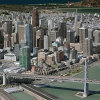Bing adds 15 new 3D cities to Maps Preview App