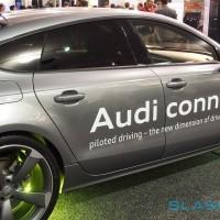 Audi Urban Future explores connected self-driving cars