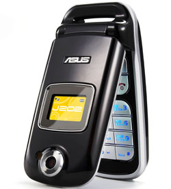 ASUS J202 Multimedia Phone