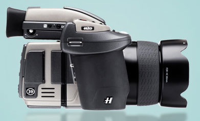 Hasselblad's super camera, a 39 megapixel camera