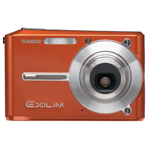 Casio's Ultra-thin Digital camera.