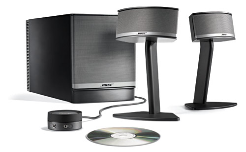Bose Announces New Acoustic Wave Music System II and Bose Companion 4