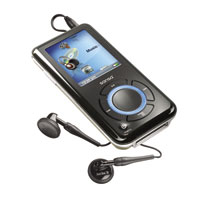 Sansa e280 is World's Largest Capacity Flash Memory MP3 Player