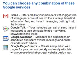 Google Apps For Your Domain: Ready, Set, Stop!