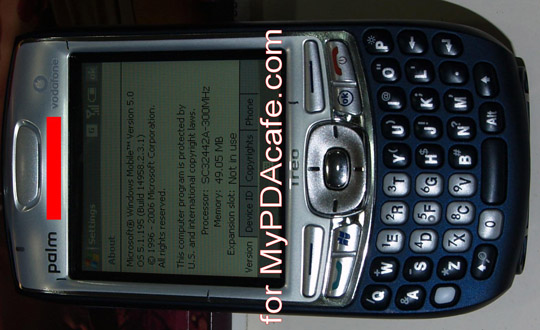 More Treo 750 Pr0n Gallery Galore!