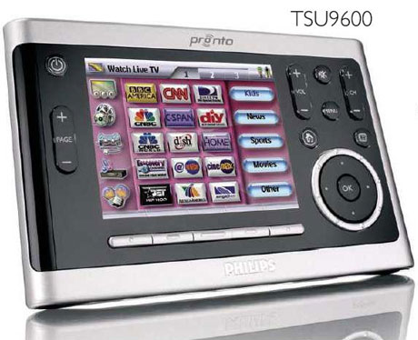 Philips TSU960 Pronto Professional Is the Mother of ALL-Remote