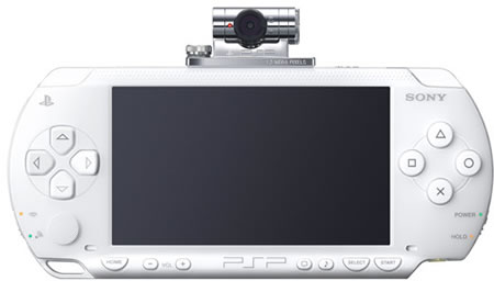 Sony PSP GPS Launched In Japan