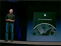 Watch the WWDC 2006 Keynote Address