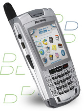 Blackberry 7100i – Video Review