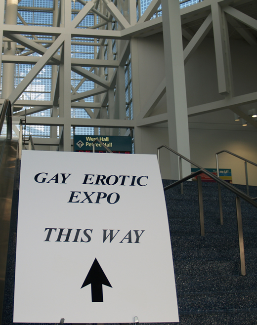 Ooops I've arrived at the wrong expo!