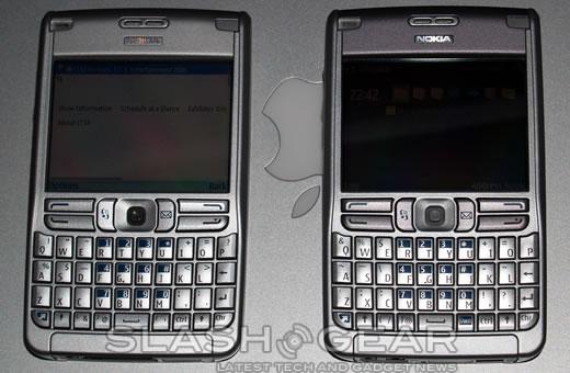 Cingular, Nokia introduce Nokia E62