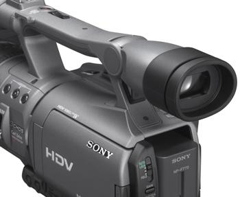 Sony HDV 1080i High-Def Prosumer Camcorder