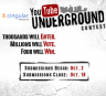 YouTube Talent Search for Unsigned Band
