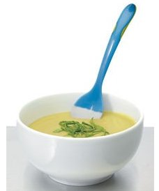 Spoon that changes colour helps in the kitchen