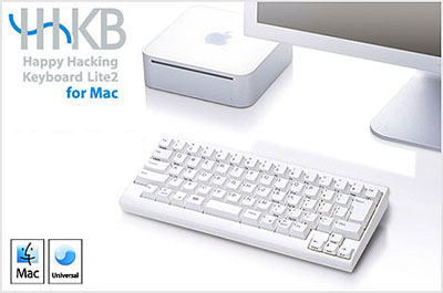 Mini keyboard for the Mac Mini