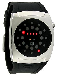Lightmare LED Watch : Do you know the time?