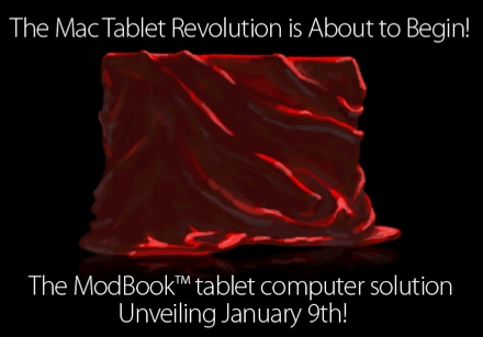Mac Tablet announced — by Axiotron and OWC