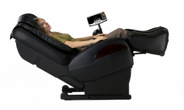 CES 2007 : Sanyo Zero Gravity Massage Chair
