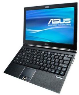 Asus looking to use LED backlights in upcoming Ultraportable