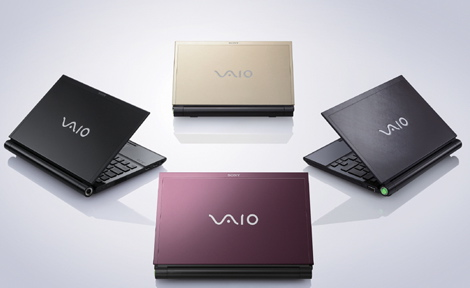 Sony VAIO TZ – The Sexy Lappie with SSD and Superb Battery Life