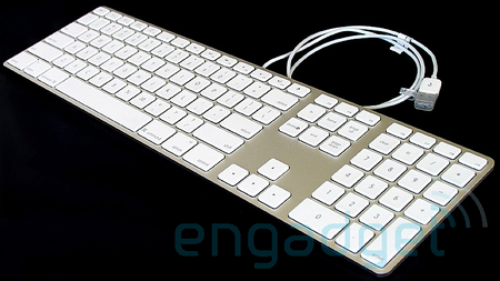 iMac new aluminum keyboard to be super-thin