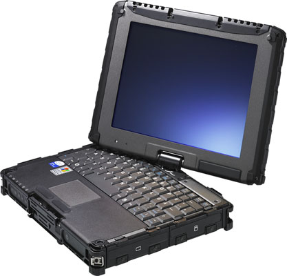 Getac V100 Rugged Tablet PC