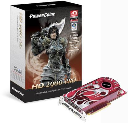 AMD launched Radeon HD 2900 Pro