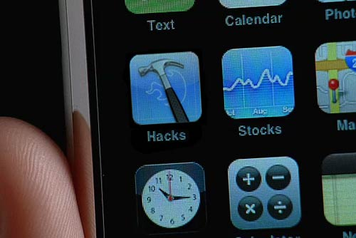 Apple tracking iPhones through weather and stock applications