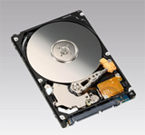 Fujitsu MHZ2 BH – Yet another 320GB 2.5″ SATA drive in the market