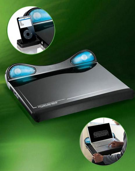CES 2008: Pyramat Laptop Sound Booster