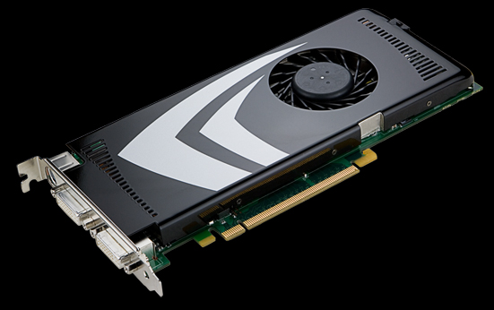 GeForce 9600 GSO – nVidia new entry-level video card