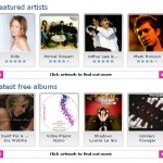 We7 launched, offers 500,000 DRM-free MP3s at no cost