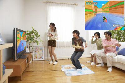Atari Family Trainer – Wii Fit alternative