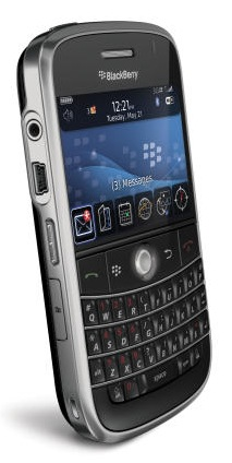 RIM BlackBerry Bold is official