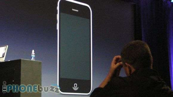 WWDC 2008 – 3G iPhone revealed!