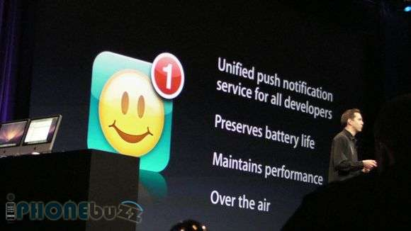 WWDC 2008 – Apple talks background application support for the iPhone