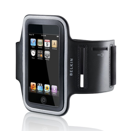 The Belkin Sport Armband for the iPod Touch and iPhone
