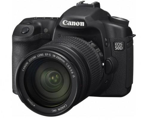 Цифровые фотокамеры Зеркальные Canon.
