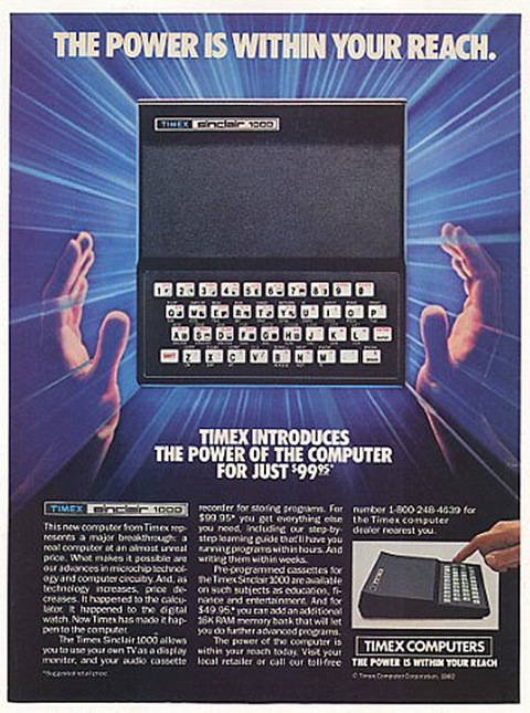 Sweet Nostalgia: Old Computer Ads to Put a Smile on Your Face