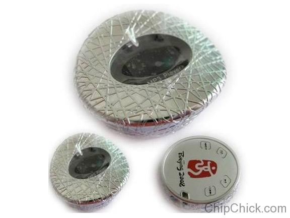 Bird's Nest MP3 Player for 2008 Beijing Olympics