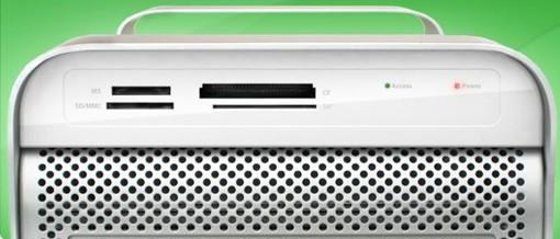 Nerivian CardReader Pro for PowerMac and MacPro desktops