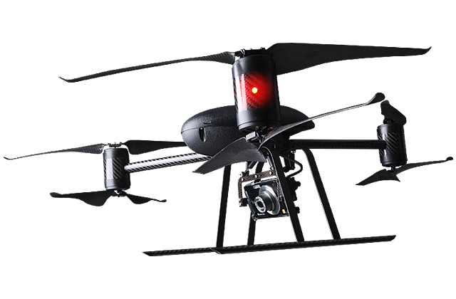Draganfly X6 UAV is one impressive heli cam