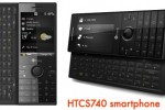 HTC Unveils the HTC S740 in Europe