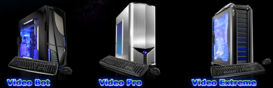 New Video PCs from iBUYPOWER Launch